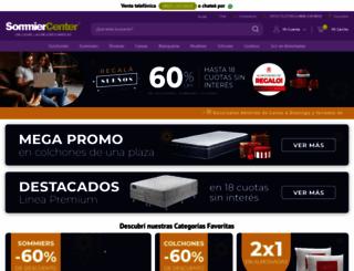 sommiercenter.com screenshot