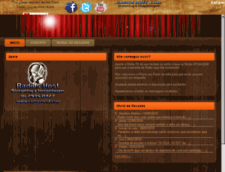somsertanejo.com.br screenshot