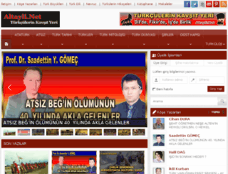 son.altayli.net screenshot