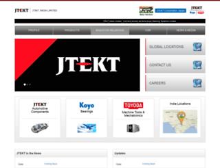 sonakoyosteering.com screenshot