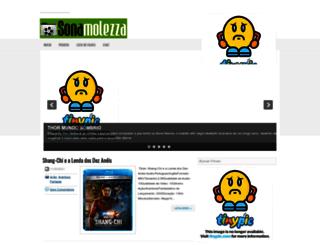 sonamolezza.blogspot.com.br screenshot