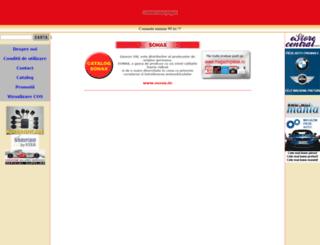 sonax.store.ro screenshot