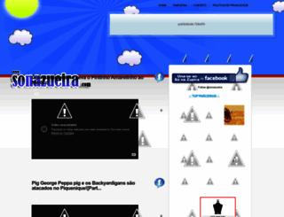 sonazueira.blogspot.com screenshot