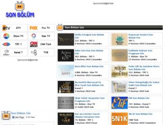 sonbolumizle.tv screenshot