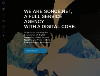 sonce.net screenshot