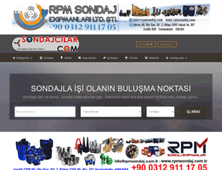 sondajcilar.com screenshot