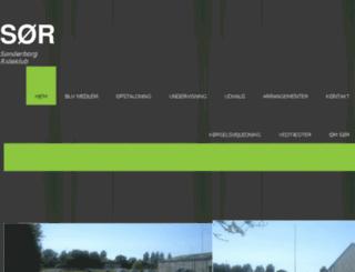 sonderborg-rideklub.dk screenshot