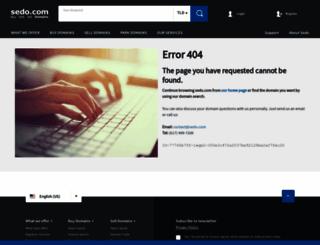 sonderlage.de screenshot