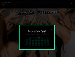 songbirddj.com screenshot