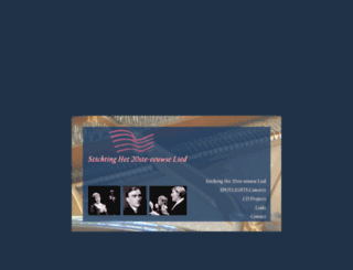 songfoundation.com screenshot