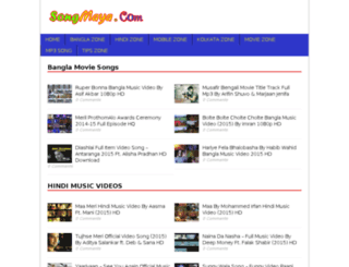 songmaya.com screenshot