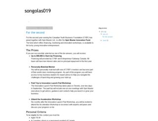 songolas019.blogspot.com.br screenshot