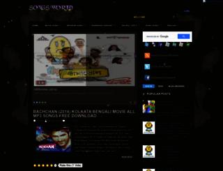 songs-world-apurba.blogspot.com screenshot
