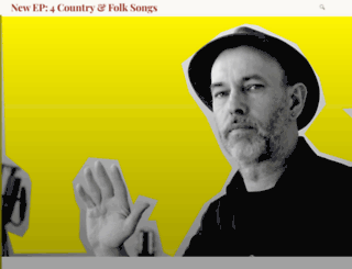 songsbyjimbyrne.com screenshot