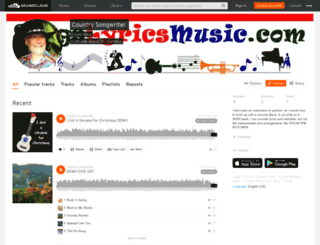 songslyricsmusic.com screenshot