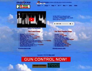 songsofpraise.org screenshot