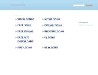 songspkmasti.info screenshot