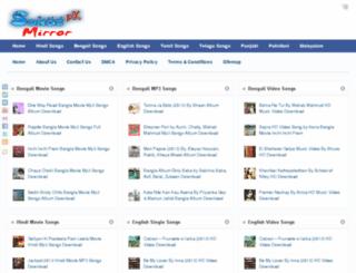 songspkmirror.com screenshot