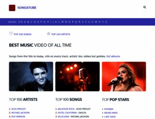 songstube.net screenshot