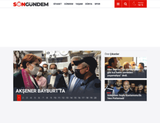 songundem.com screenshot