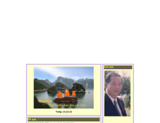 songxanh.blogtiengviet.net screenshot