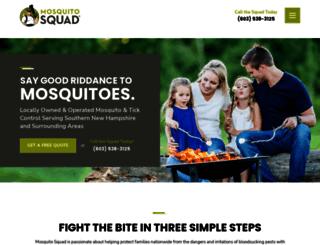 sonh.mosquitosquad.com screenshot