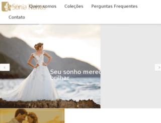 sonianoivas.com.br screenshot