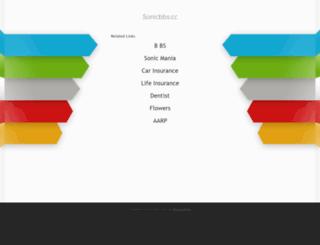 sonicbbs.cc screenshot