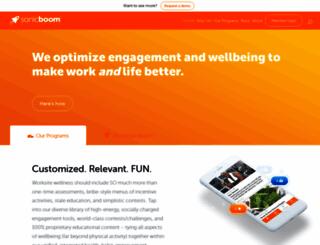 sonicboomwellness.com screenshot