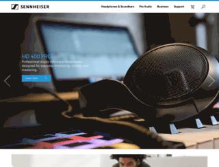 sonicemotion.com screenshot
