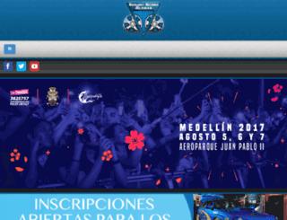 sonidocolombia.com screenshot