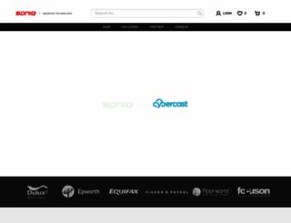 soniq.com.au screenshot