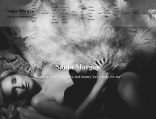 sonjamorganonline.com screenshot