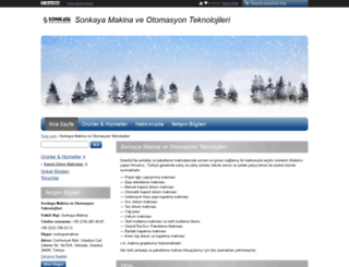 sonkaya.ticiz.com screenshot
