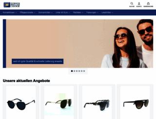 sonnenbrillenladen.de screenshot