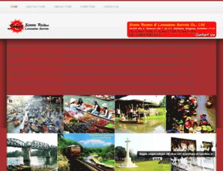 sonnethai.com screenshot