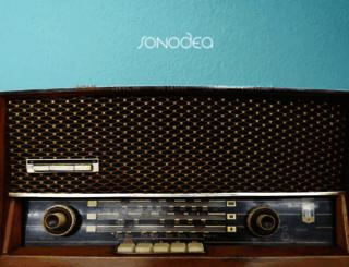 sonodea.com screenshot