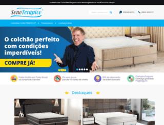 sonoterapico.com.br screenshot