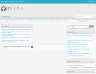 sonsarkisozu.com screenshot