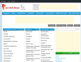 sonvedabusesi.com screenshot