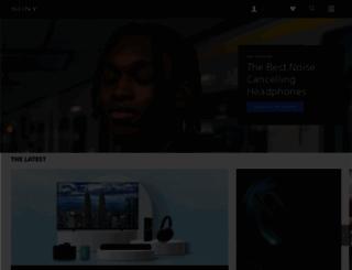 sony.com.my screenshot