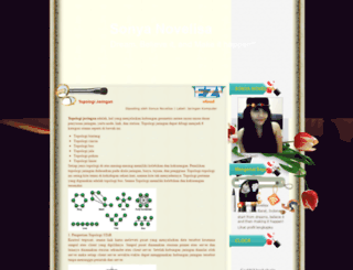 sonyanovelisa.blogspot.com screenshot