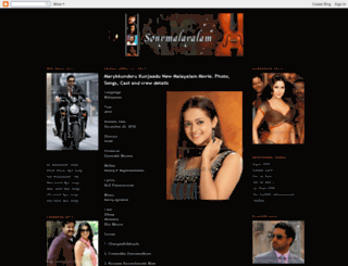 sonymalayalam.blogspot.com screenshot