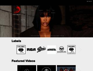 sonymusic.com screenshot
