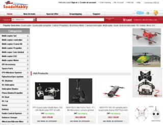 soodohobby.yunera.com screenshot
