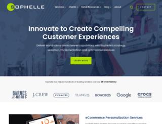 sophelle.com screenshot