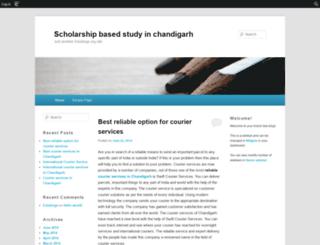 sophiecharlie.edublogs.org screenshot