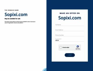 sopixi.com screenshot