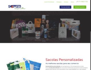 soplast.com.br screenshot