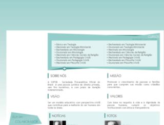 sopob.com.br screenshot
